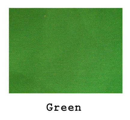loneta algodón Green