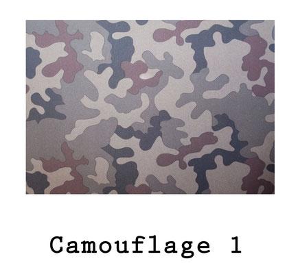 loneta impermeable Camouflage 1