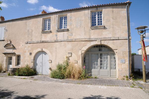 Brouage : maison datant de 1637