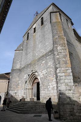 Castelsagrat : église Sainte-Marie-de-l'Assomption