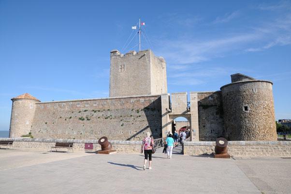 Fouras : le fort Vauban