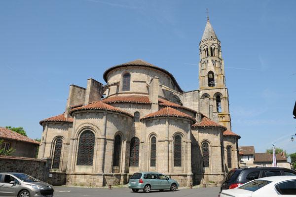 Saint-Léonard-de-Noblat : la collégiale Saint-Léonard