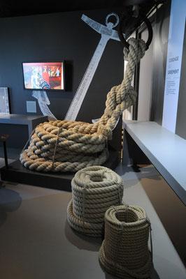 Rochefort : le musée de la Corderie Royale