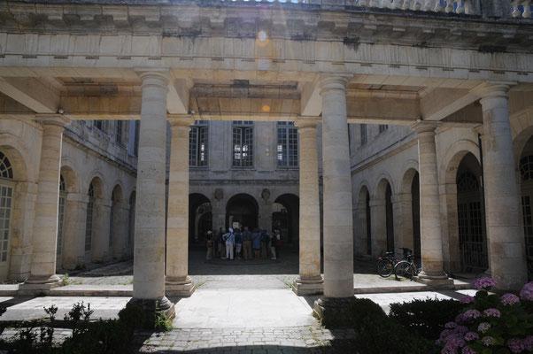 La Rochelle : la bourse du Commerce