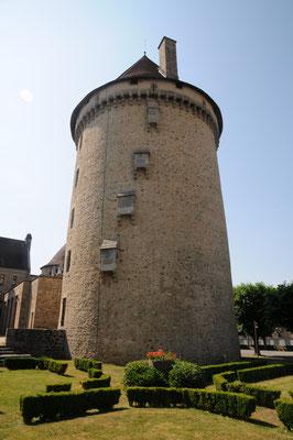 Bourganeuf : la tour Zizim