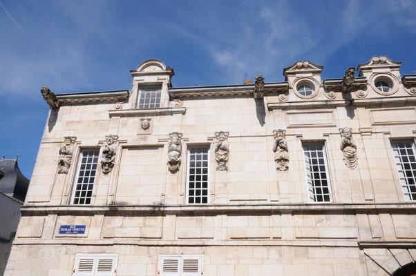 La Rochelle : maison du docteur Nicolas Venette