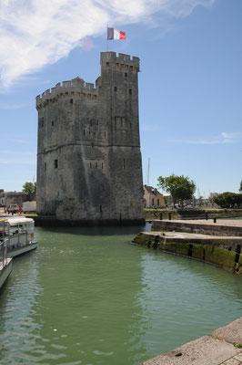 La Rochelle : la tour Saint-Nicolas