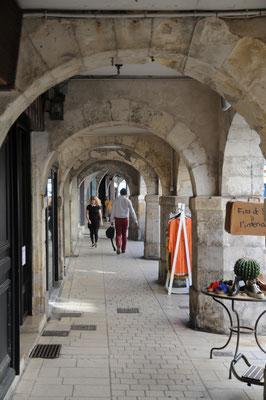 La Rochelle : un passage couvert