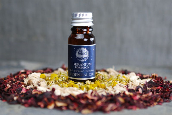 Pelargonium graveolens (Geranium Bourbon) 10ml CHF 35.00