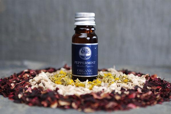Mentha piperita (Pfefferminz Organic) 10ml CHF 17.00