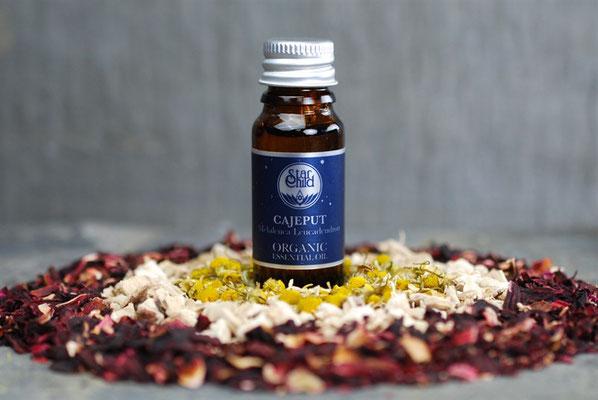 Melaleuca leucadendron (Cajeput Organic)  10ml  CHF 15.00