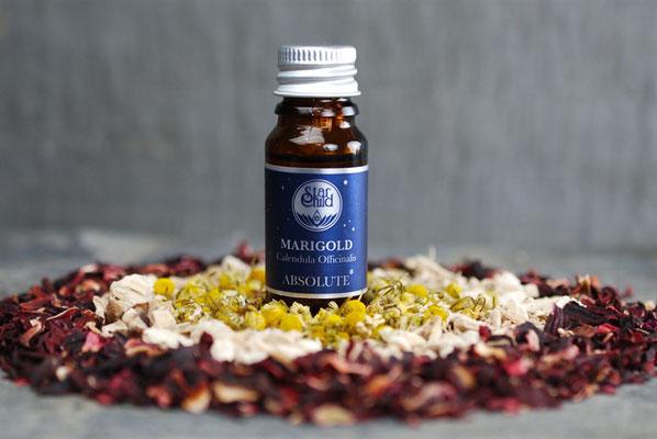 Calendula officinalis (Ringelblume Organic) 10ml Verdünnung ist 1: 9ml Leichtes Kokosöl  Alle anderen Größen sind rein und unverdünnt CHF 35.00