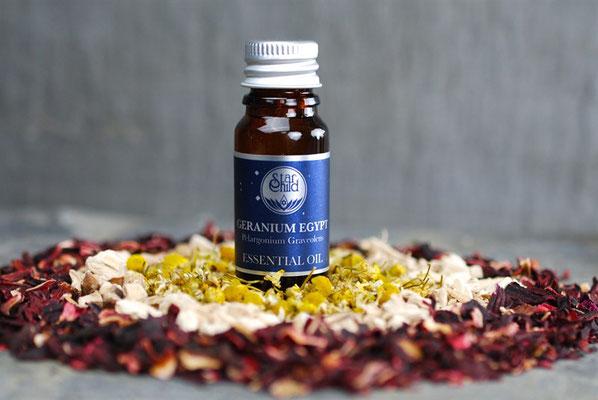 Pelargonium graveolens (Egyptisches Geranium) 10ml  CHF 19.00