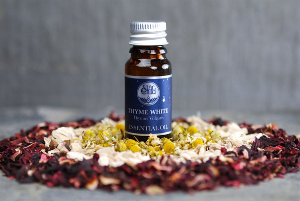 Thymus vulgaris (weisser Thymian) 10ml  CHF 19.00