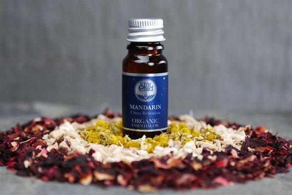 Zitrus reticulata (Mandarine Organic) 10ml CHF 15.00