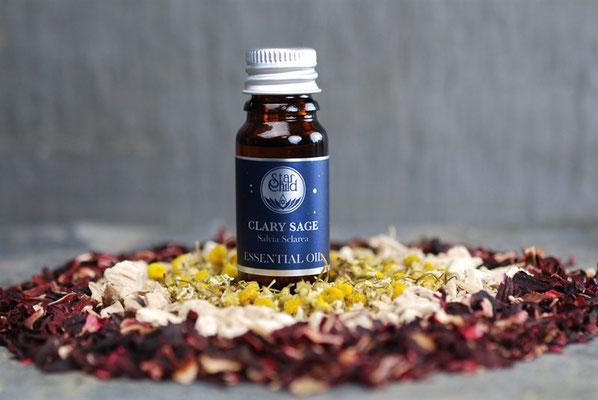 Salvia sclarea (Muskatellersalbei) 10ml CHF 19.00