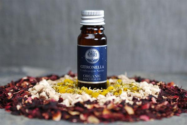Cymbopogon nardus (Citronella Organic) 10ml CHF 15.00