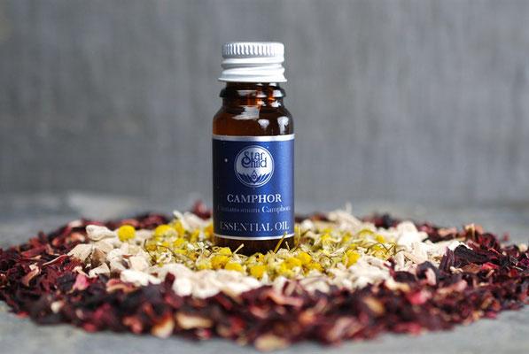 Cinnamomum camphora (Kampfer) 10ml CHF 15.00
