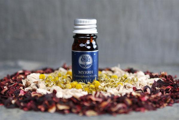 Commiphora myrrha (Myrrhe)  5ml CHF 21.00