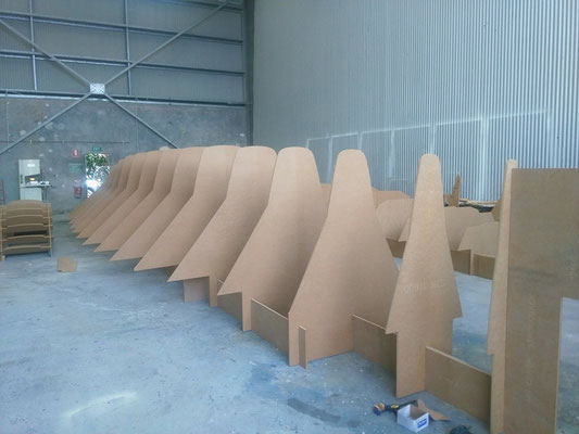 R42 Trimaran Construction Photo-08