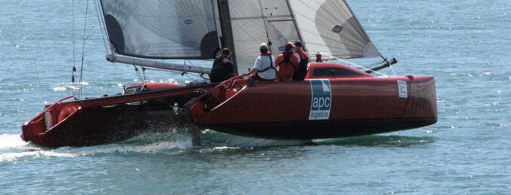 APC Max Brisbane to Gladstone Race 2007