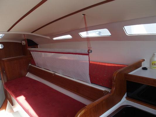 Trimaran Libra Volonte Interior-08