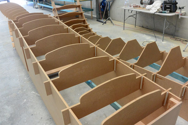 R42 Trimaran Construction Photo-02