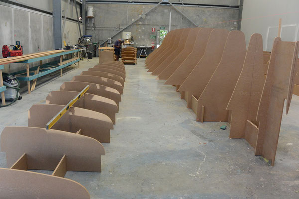 R42 Trimaran Construction Photo-04