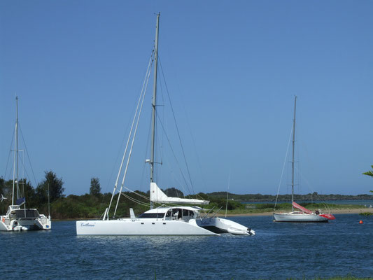 Cut Loose catamaran photo 4