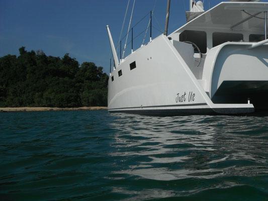 Barefoot 40 catamaran Image 6