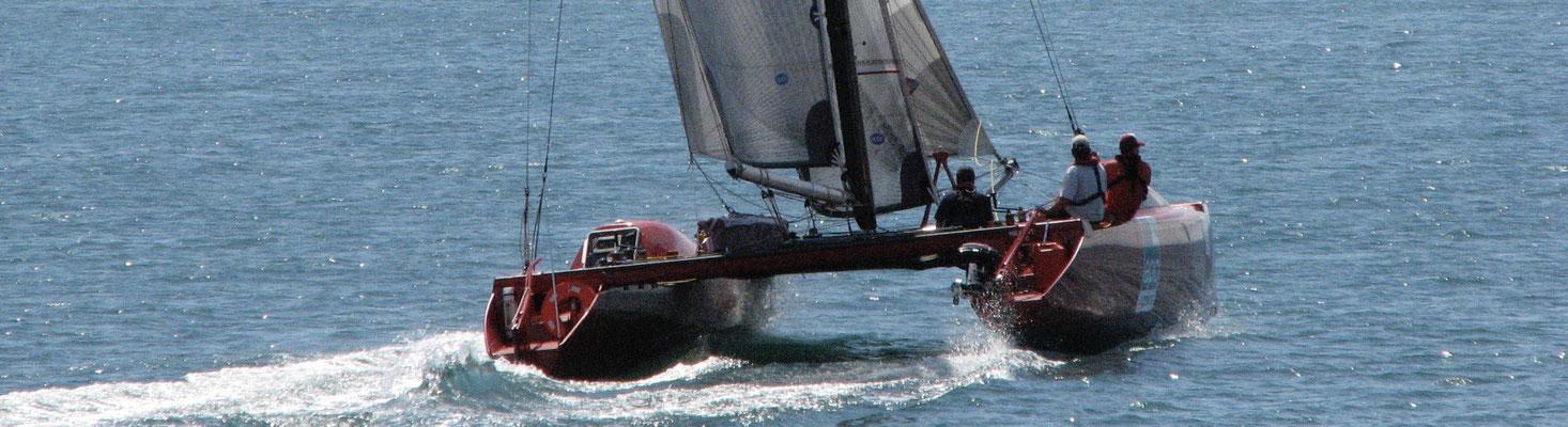 APC Max Brisbane to Gladstone Race 2007