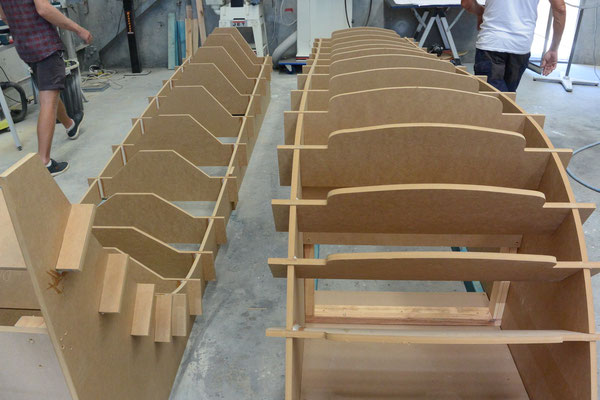 R42 Trimaran Construction Photo-03