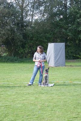 29.09.2012 Team Anja und Ayoka