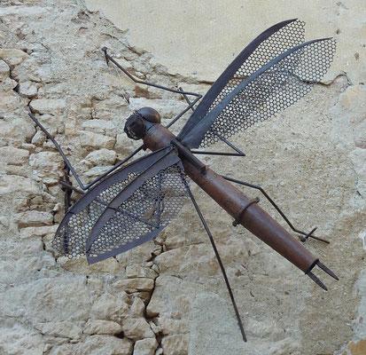 """Libelle"", l 155cm x b 160cm"