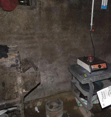 Koken met biogas
