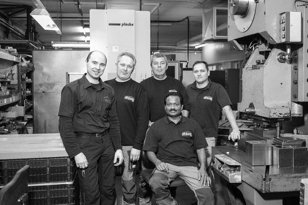 Fotograf aus Marsberg Gruppenbild mit Mitarbeitern