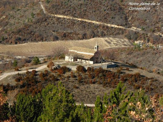 Notre Dame de la consolation ( Arpavon )