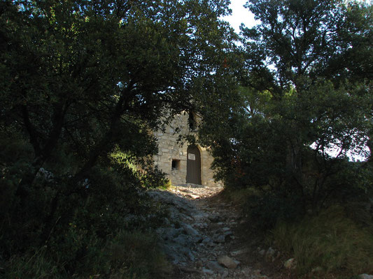 Chapelle St Christophe ( Montmirail )
