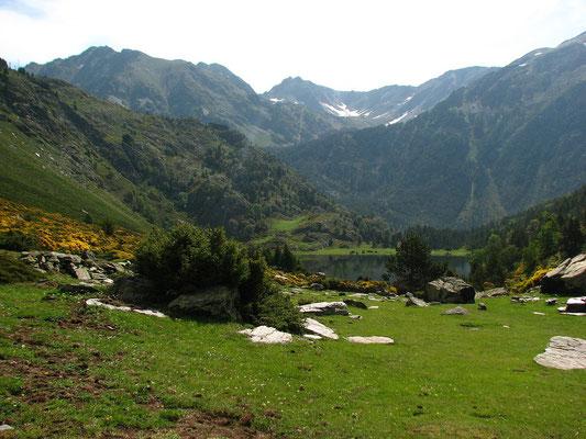 Le lac de Font-vive