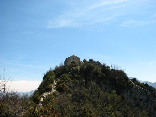la chapelle St Medard