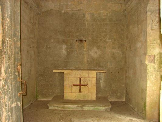 Chlle du Val des Nymphes ( la garde Adhémar )