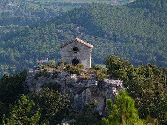 La chapelle St Juste