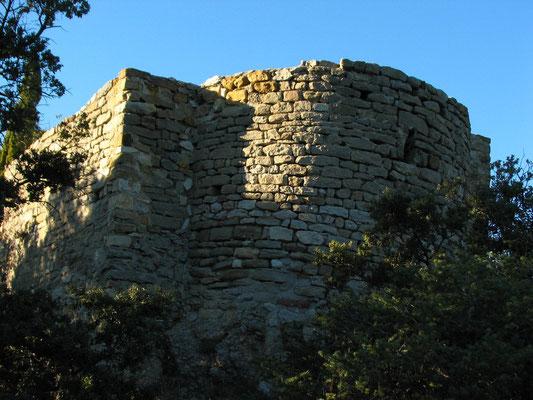 La Chapelle de la Reparat au col du pontias Nyons