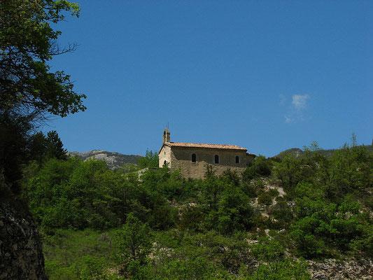 La Chlle de Rottier ( La Charce , la motte Chalancon )