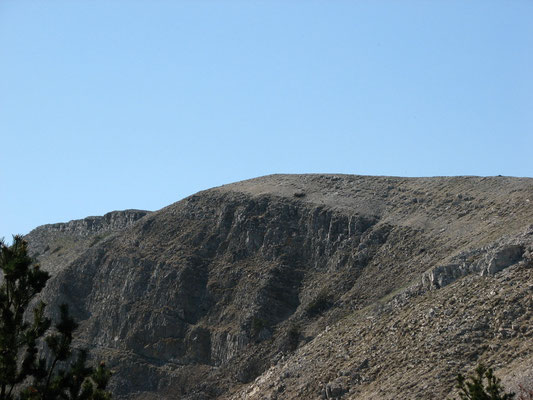 le rocher Garaux