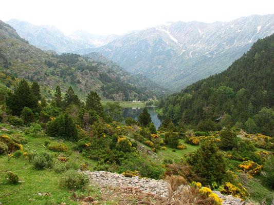 le barrage de Passet