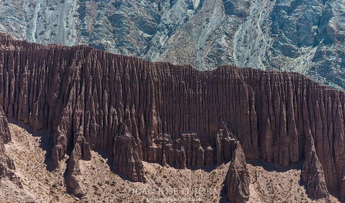 El arte de la erosión, Purmamarca.