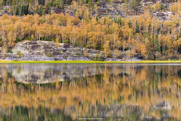 Madeleine Lake, Yellownife.