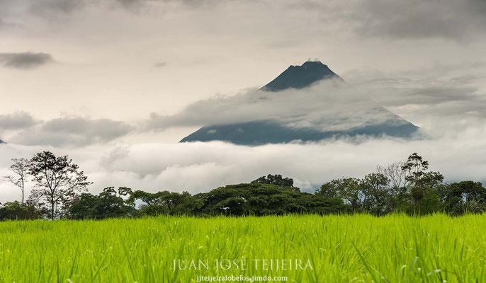 Volcán Arenal, La Fortuna, Alajuela.