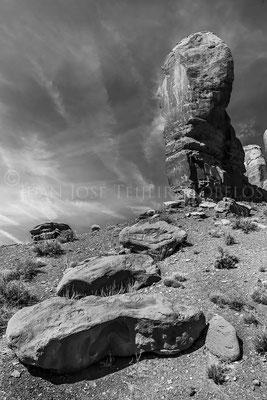 The Thumb, Monument Valley, Utah/Arizona, EE.UU.
